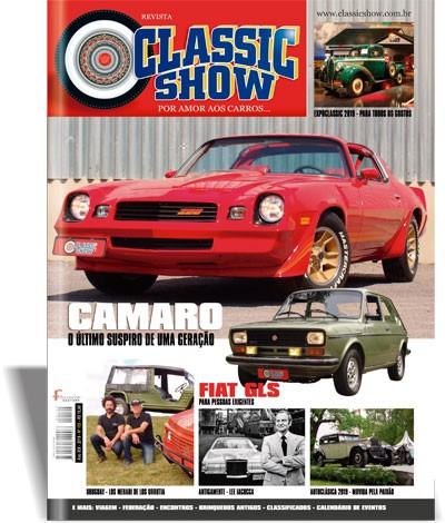 Revista Classic Show edição 105