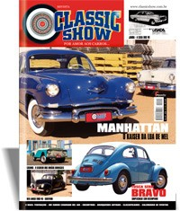 Revista Classic Show edição 110