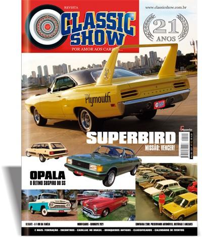 Revista Classic Show edição 112