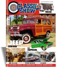 Revista Classic Show edição 95
